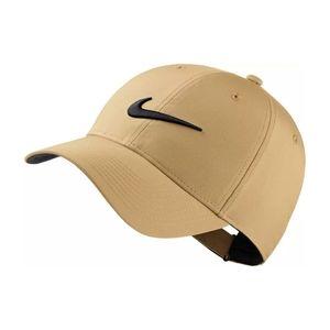 Nike Men's Legacy91 Tech Golf Hat - Khaki/Black